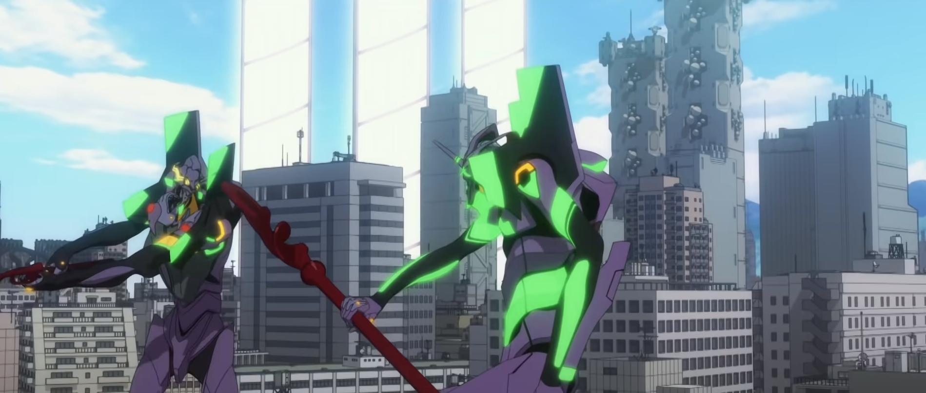 Финальная серия полнометражного Evangelion будем самой длинной в серии