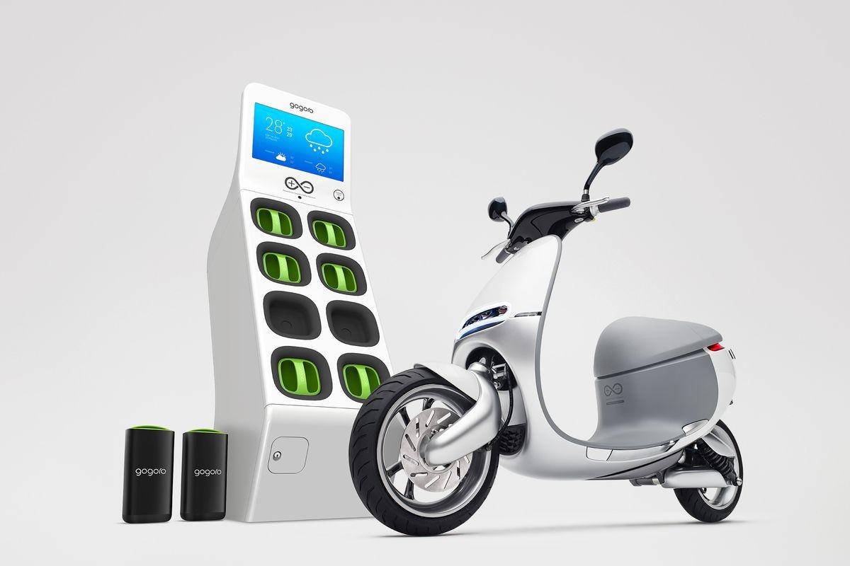 Gogoro запустит программу шеринга электроскутеров в Японии
