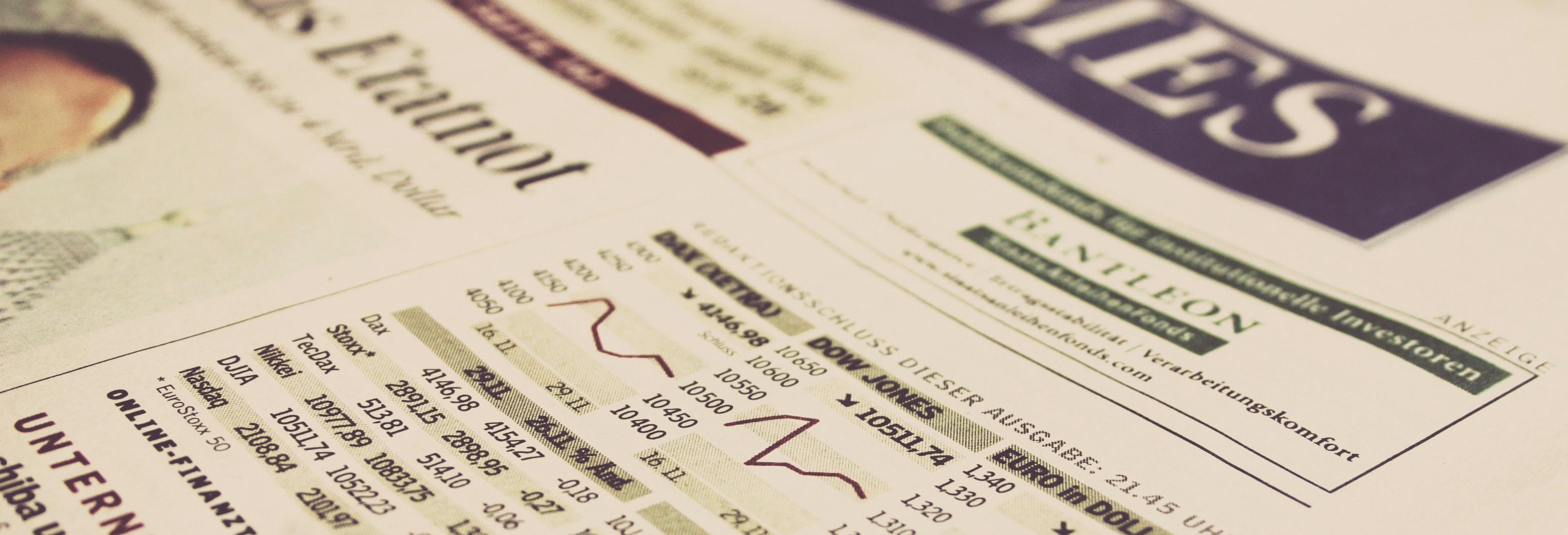 Индекс Nikkei опустился вслед за снижением Dow Jones
