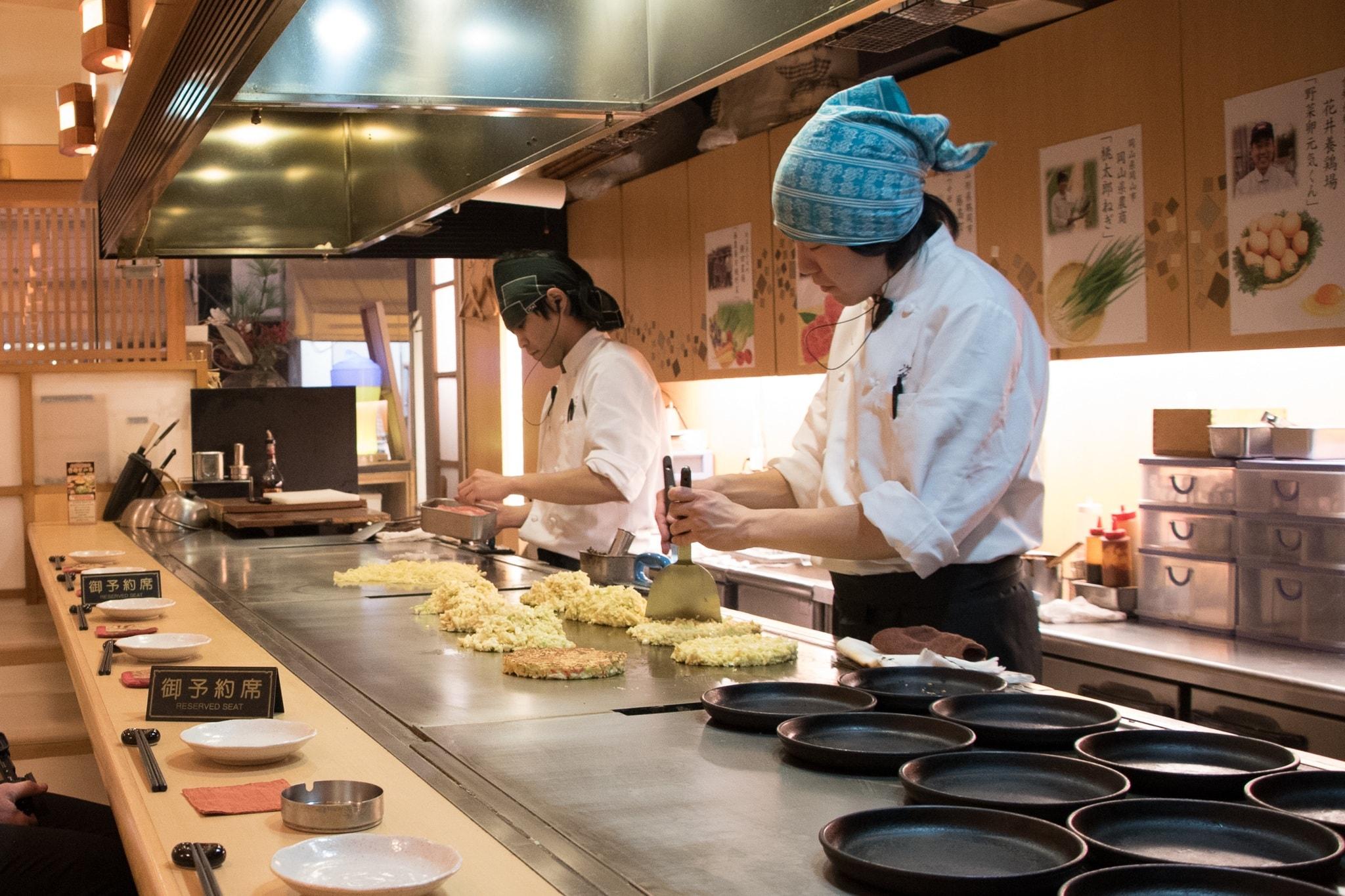 В Японии растёт популярность услуг по вызову шеф-повара на дом