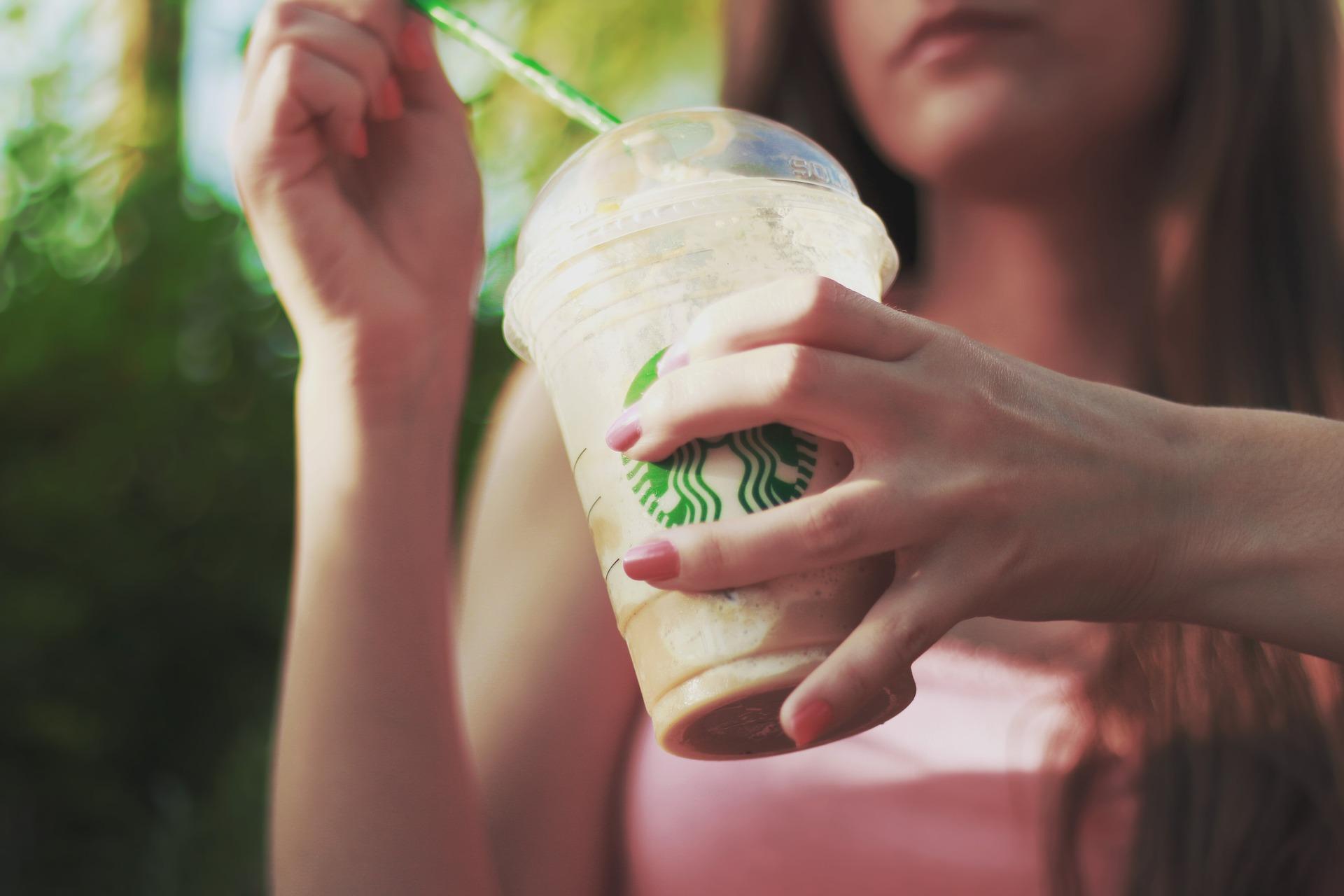 Starbucks Phantom Frappuccino. Что такое фантомное Фраппучино в Starbucks?