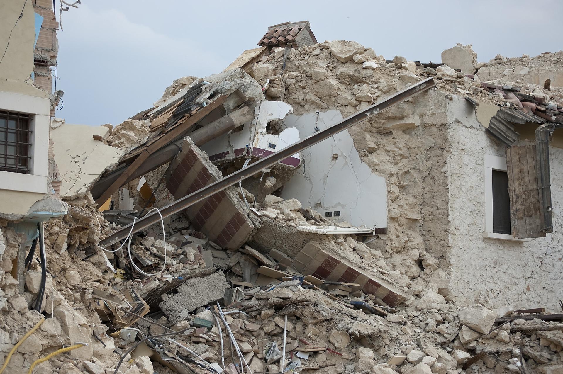 В Японии произошло крупное землетрясение