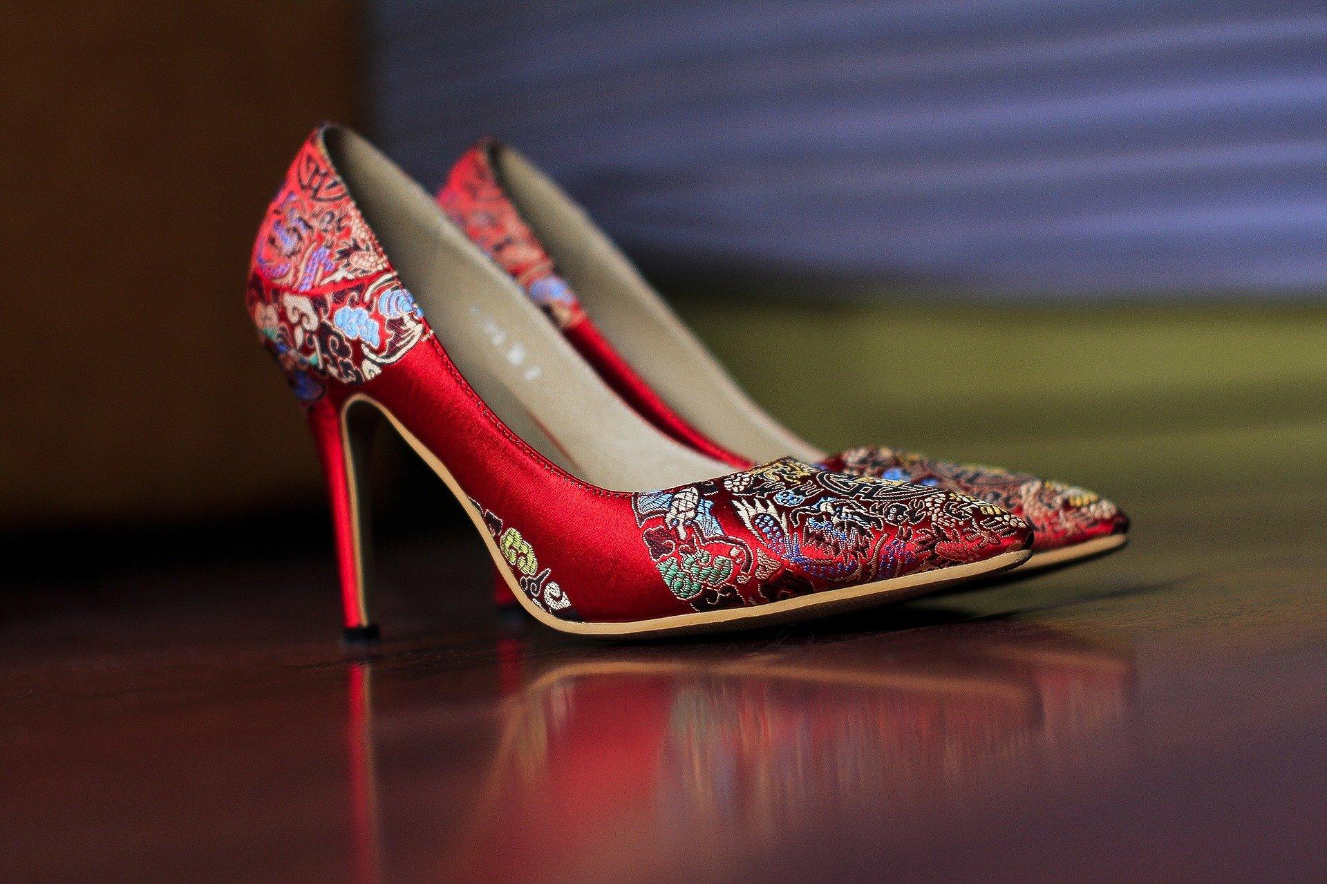 Японец арестован за кражу женской обуви и замену ее новой