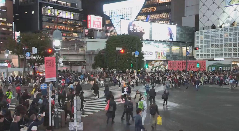 Токийская полиция переведена в режим повышенной готовности из-за Хэллоуина