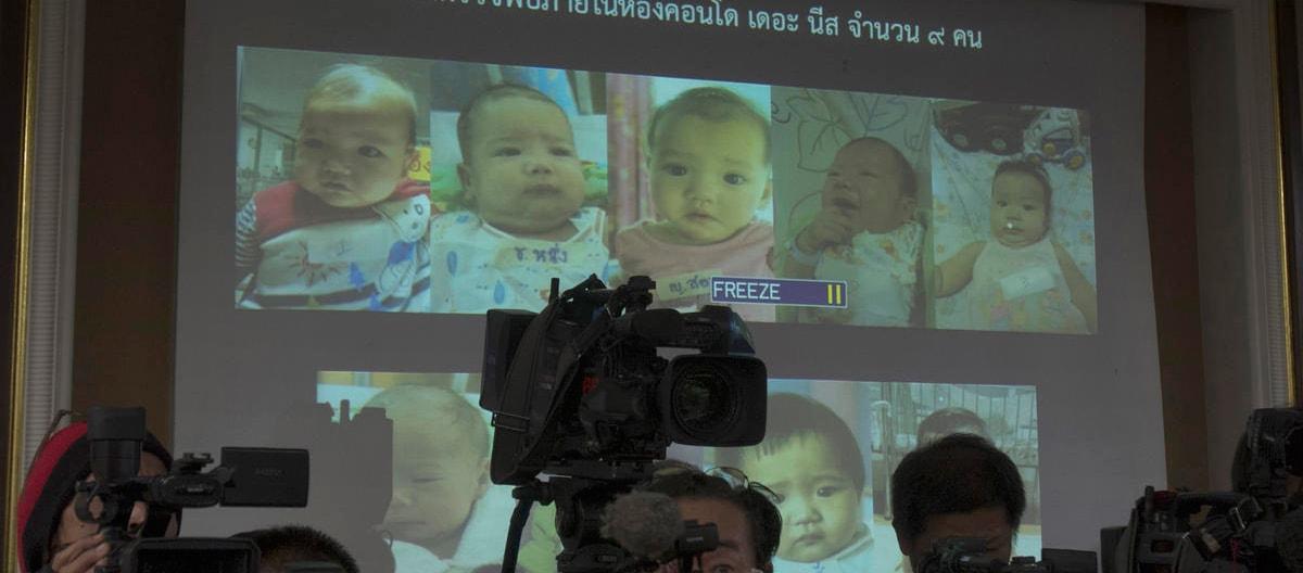 Японцу по решению суда вернули тринадцать детей от суррогатных матерей