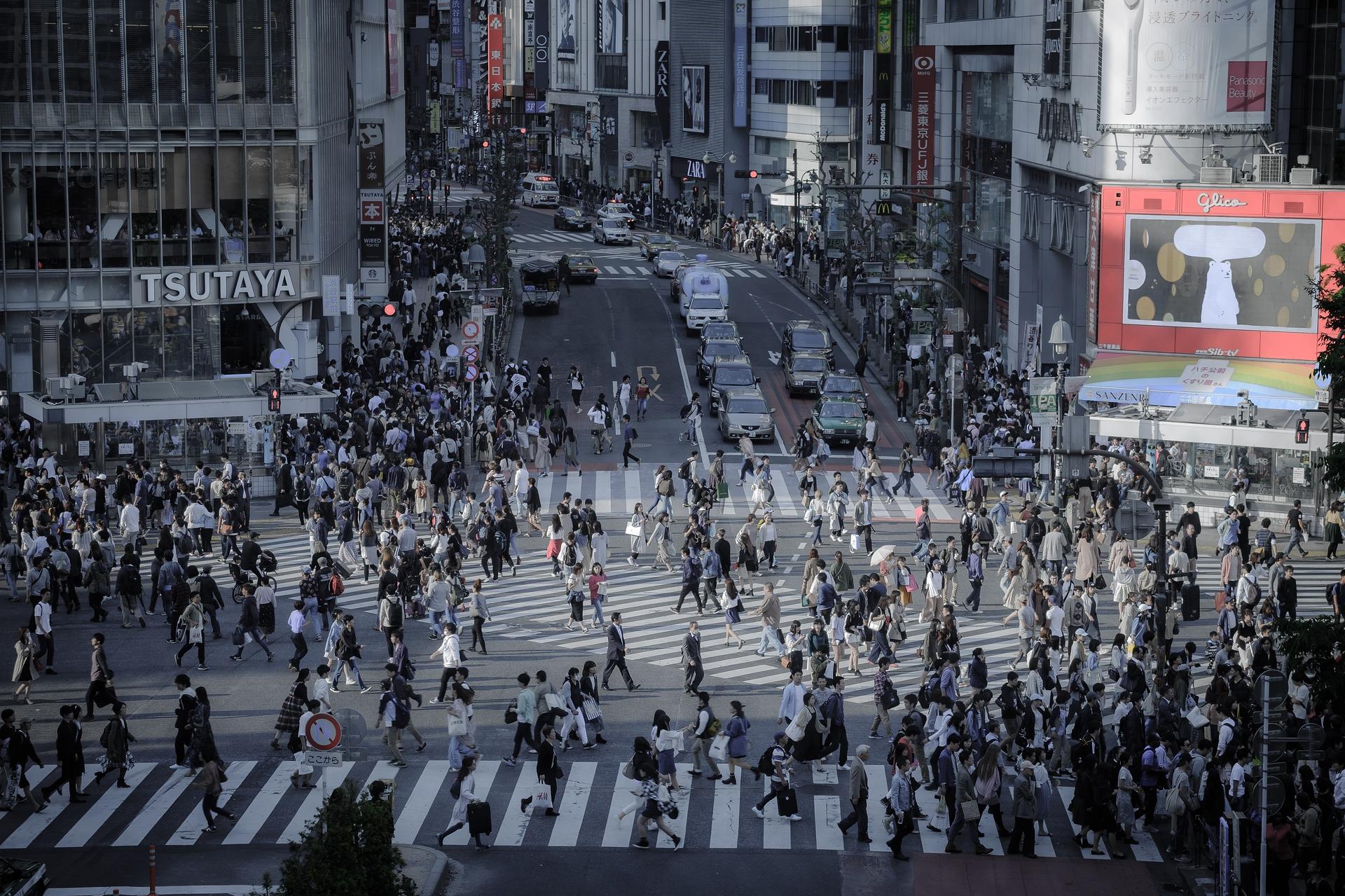 В Токио решили бороться с коронавирусом с помощью отключения света