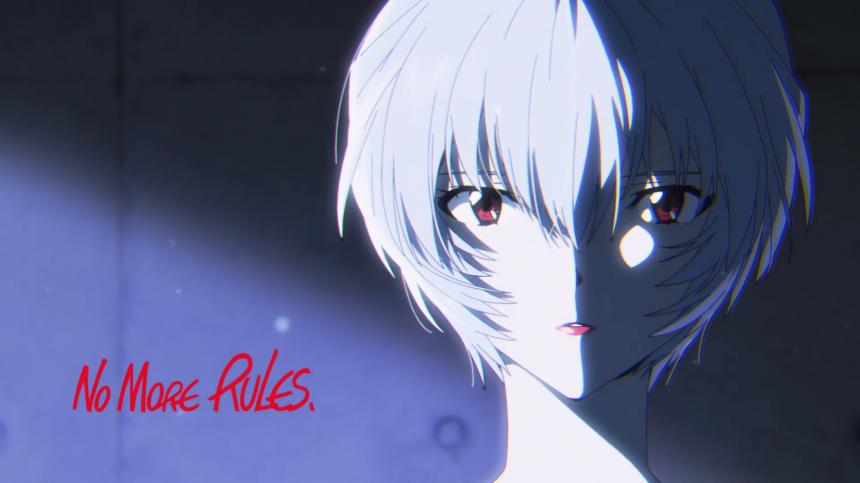 В Японии вышла реклама помады для губ с Рей Аянами из аниме Evangelion