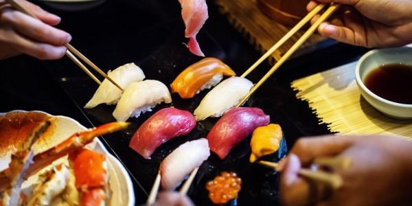 История традиционной японской кухни