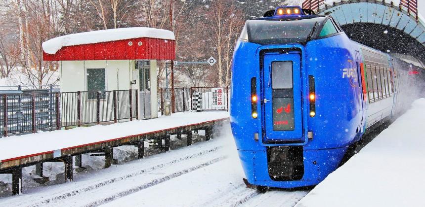 Столица Японии погрузилась в снег