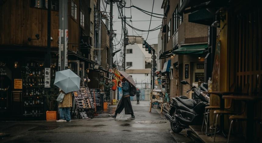 Численность населения Токио падает седьмой месяц подряд