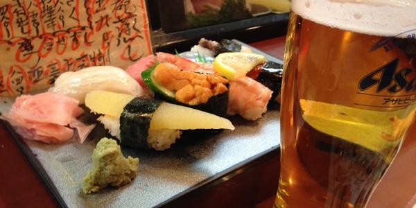 Популярные сорта пива в Японии