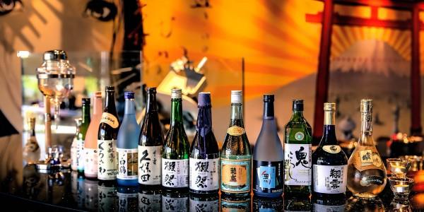 Самые популярные марки саке в Японии