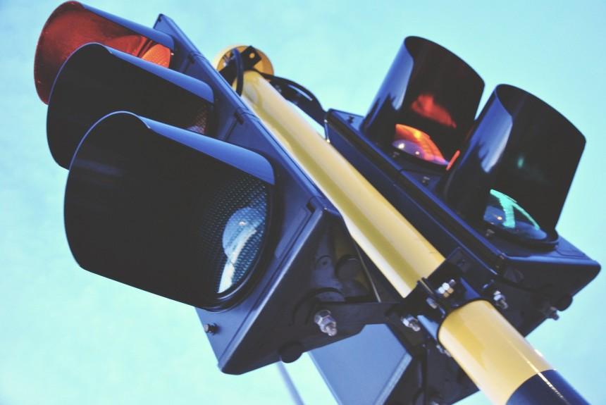 Причиной обрушения светофора в Японии назвали неправильный выгул собак