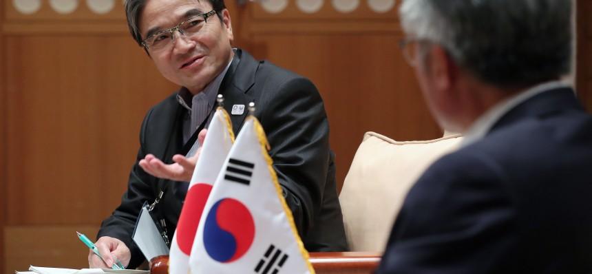 Япония и Южная Корея по-прежнему не могут прийти к решению вопроса «женщин для утешения».