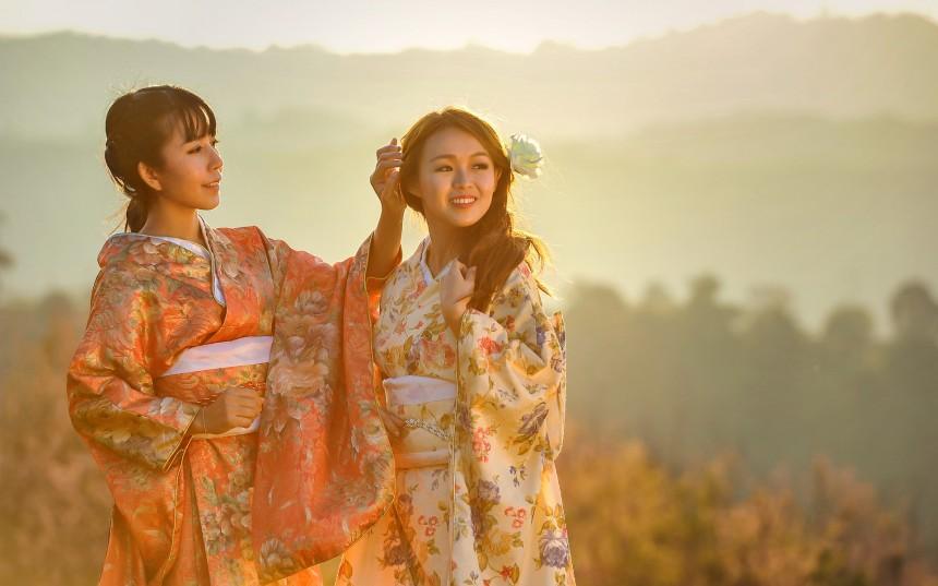 Японские девушки могут вступать брак с 18 лет