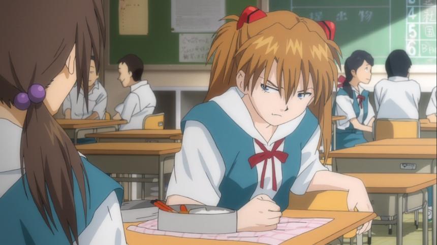 В Японии банкоматы заговорили голосами героев аниме Evangelion