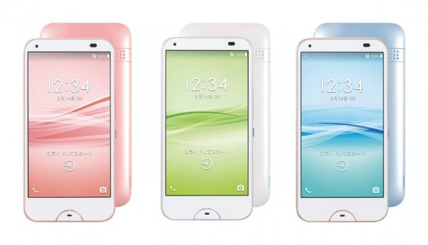 Японская компания Kyocera выпустила моющийся смартфон